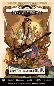 Vive Latino 2010 (Imagen: página oficial de Vive Latino en Facebook)