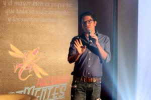 """Herminio Gutiérrez fue el moderador de la mesa """"Realización"""" en el XIII Congreso de Comunicación: Historias Dementes / FotoUP"""