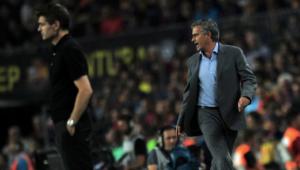 Mourinho y Tito Villanova / Foto: Tirolibre.com