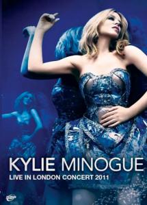 Kylie Minogue, concierto en Londres / Imagen: amazon.com