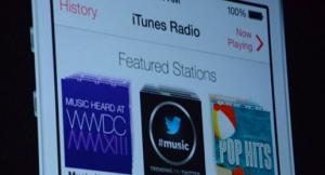 iTunes Radio estará disponible a partir de otoño en Estados Unidos / Imagen: engadget.com