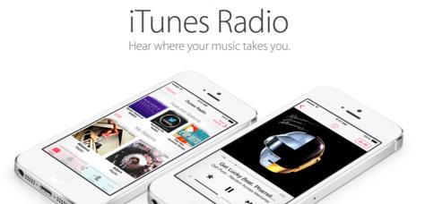 iTunes Radio será gratuito, aunque se puede pagar una tarifa anual para evitar publicidad / Imagen: Apple.com