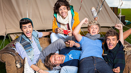 One Direction está integrada por Nial Horan, Zayn Malik, Liam Payne, Harry Stiles y Louis Tomlison / Imagen: onedirectionmusic.com
