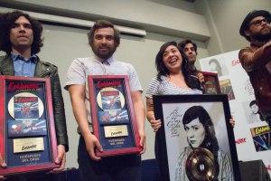 Morrison y Enjambre se presentarán también en Durango (1 julio) y Guadalajara (24 agosto) / Foto: César Jasso