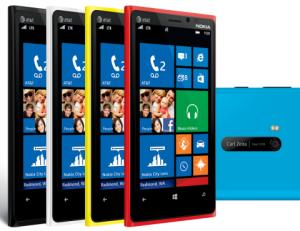 Nokia Lumia 920 / Imagen: Xataca