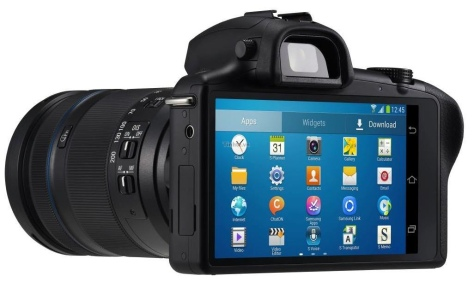 Samsung Galaxy NX / Imagen: androidnext