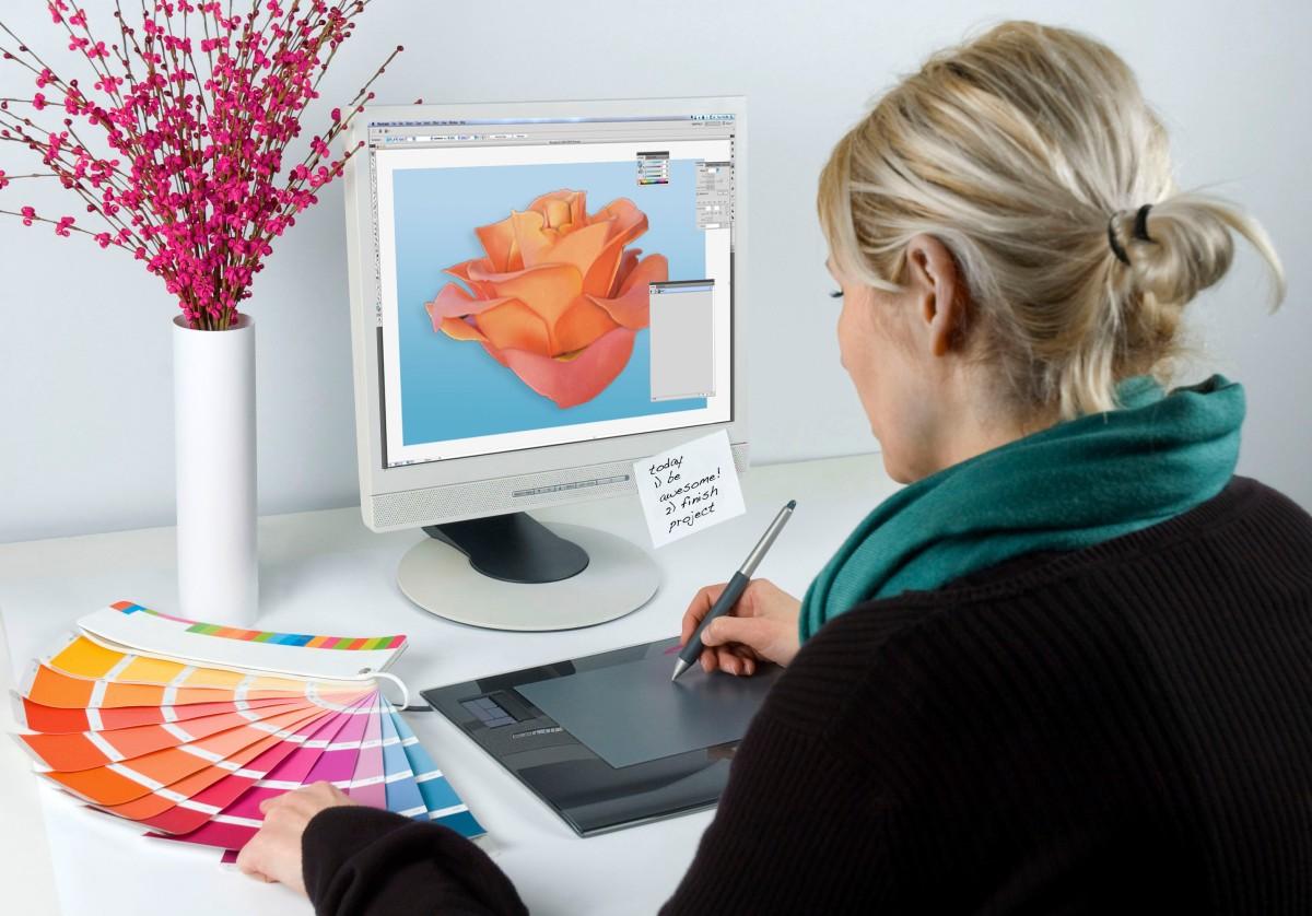 El diseño gráfico y la tecnología
