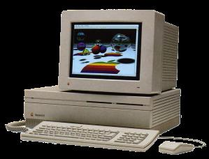Macintosh II 1987 / Foto: www.ceskymac.cz