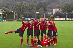 Crédito: Facebook Oficial de la Copa México Naciones sub-15. La selección Mexicana espera con ansia el inicio del torneo.