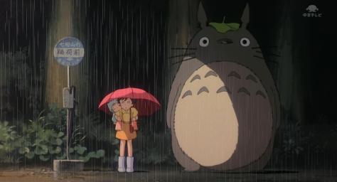 Mi vecino Totoro / gratis-descargar.net