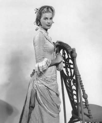 Grace Kelly publicity photo. High Noon (1952) 0044706 / Imagen: mptvimages.com