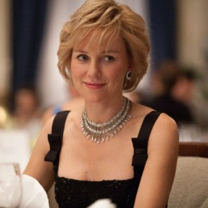 Naomi Watts como Diana / Foto: ashion.telegraph.co.uk
