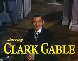Clark Gable.Crédito: wikipedia.org
