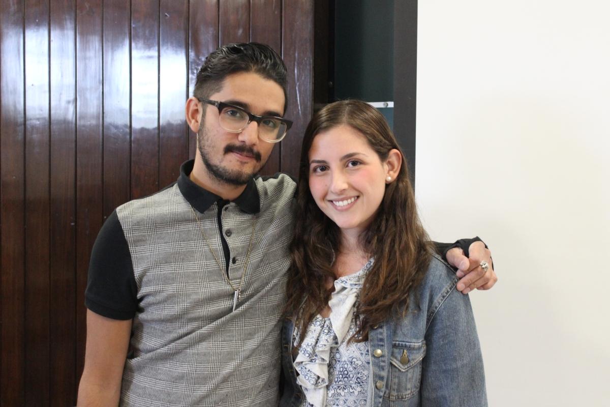 Visita la UP Carlo Ross, Socio-Fundador de Grupo Sicario