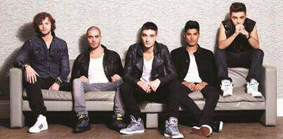En 2010 The Wanted ganó el premio a Mejor Artista Revelación en los 4Music Awards. Cortesía: facebook.com/TheWanted