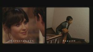 En este largometraje, se hace un gran montaje para mostrar diversas escenas que muestran una nueva perspectiva en la audiencia, como mostrar las exceptivas del personaje contra lo que realmente sucede. Crédito: fanpop.
