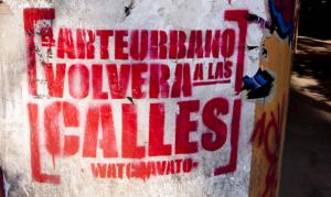 Watchavato, Condesa, D.F., 2009 / Foto: archivo callejero, www.arteycallejero.com