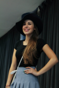 """Danna Paola interpretará a Elphaba en la producción mexicana de """"Wicked"""" / Crédito: Jorge Marcelo Espinoza Lasso"""