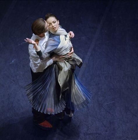 Diana Vishneva, prima ballerina del Mariinsky, en Anna Karenina- Mark Olich, flickriver.com
