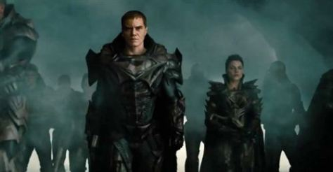 General Zod. Crédito: cinescopia.com