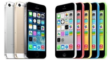 Iphone 5s y 5c