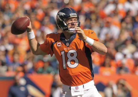 Peyton Manning. Crédito: denverbroncos.com