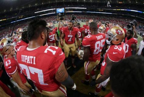 Los 49ers venecieron a los Rams. Crédito: 49ers.com