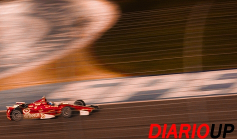 Sage Karam, de 18 años, se coronó en Indy Lights. Foto/ Eduardo Olmos.