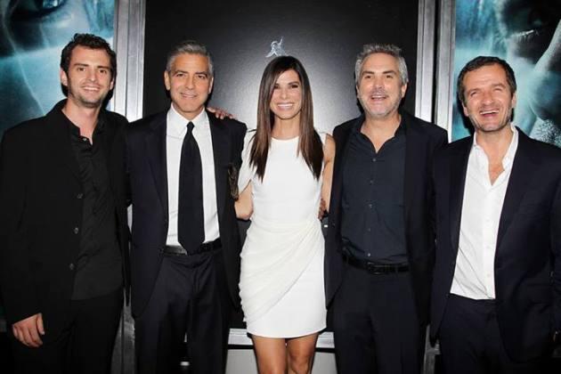La película ha recibido buenas críticas / Foto: www.facebook.com/gravitymovie