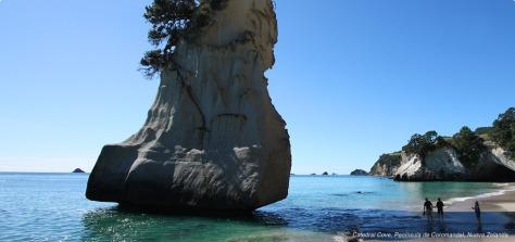 Nueva Zelanda y sus paisajes. Crédito: airnewzealand.es
