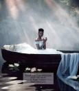 Tiana por Ralph & Russo / Foto: Jason Ell para Harrods