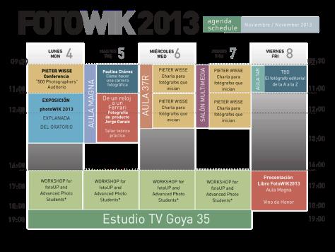 Primera edición de la FotoWik en la Universidad Panamericana// fotowikup.com