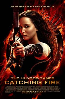 """Póster oficial de """"The Hunger Games: Catching Fire"""". /Crédito: The Hunger Games Facebook"""