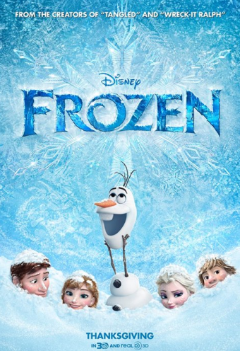 Crédito: Facebook Disney Frozen