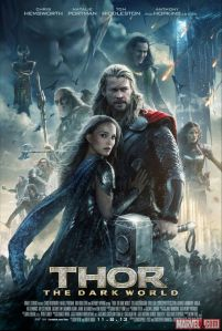Póster oficial de Thor: the dark world /Crédito: marvel.com