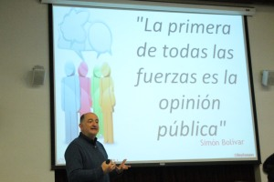 Roy Campos / Foto: Michelle López