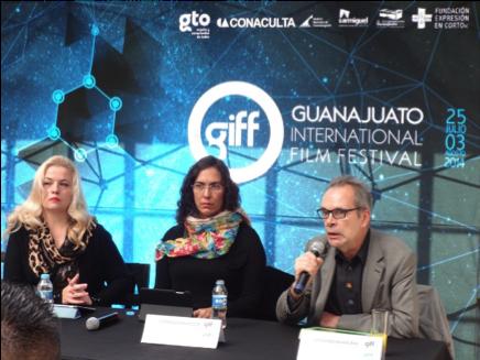El pasado 14 de enero se dio a conocer la convocatoria de la décimo séptima edición del Festival Internacional de Cine de Guanajuato. Crédito: GIFF.