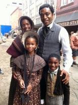 El vestuario de 12 Years a Slave es producto de gran investigación histórica / Foto: firstshowing.net