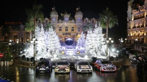 Con una magna presentación, inició el Campeonato Mundial de Rally (Foto: McKlein/WRC.com)