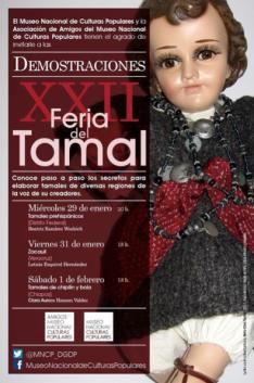 Demostraciones XXII Feria del Tamal