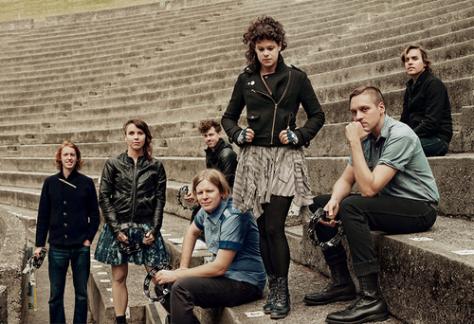 Arcade Fire/Lastfm.es