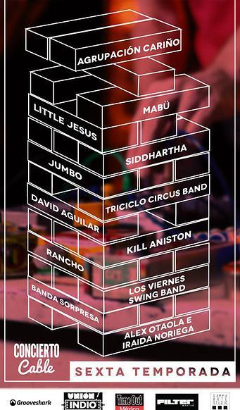 Sexta temporada / Imagen: www.conciertocable.com