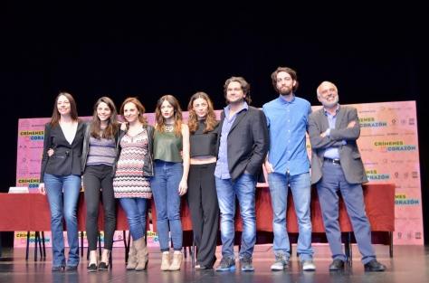 Los actores presentarán una obra situada en los años setenta / Ana Ávila