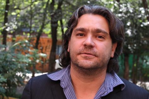 Martín Altomaro habló de lo mucho que la agrada trabajar en una puesta en escena / Arturo Roseti