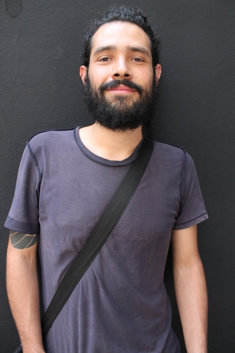 Comentó su opinión de la Carpa Intolerante y del Festival / Arturo Roseti