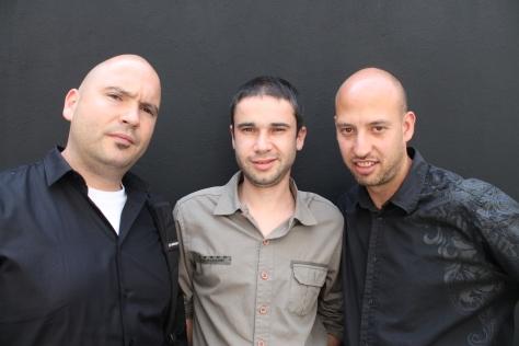 Komodo habló de sus influencias para la creación de de su post-rock / Arturo Roseti