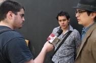 URSS Bajo el Árbol en Entrevista / Arturo Roseti