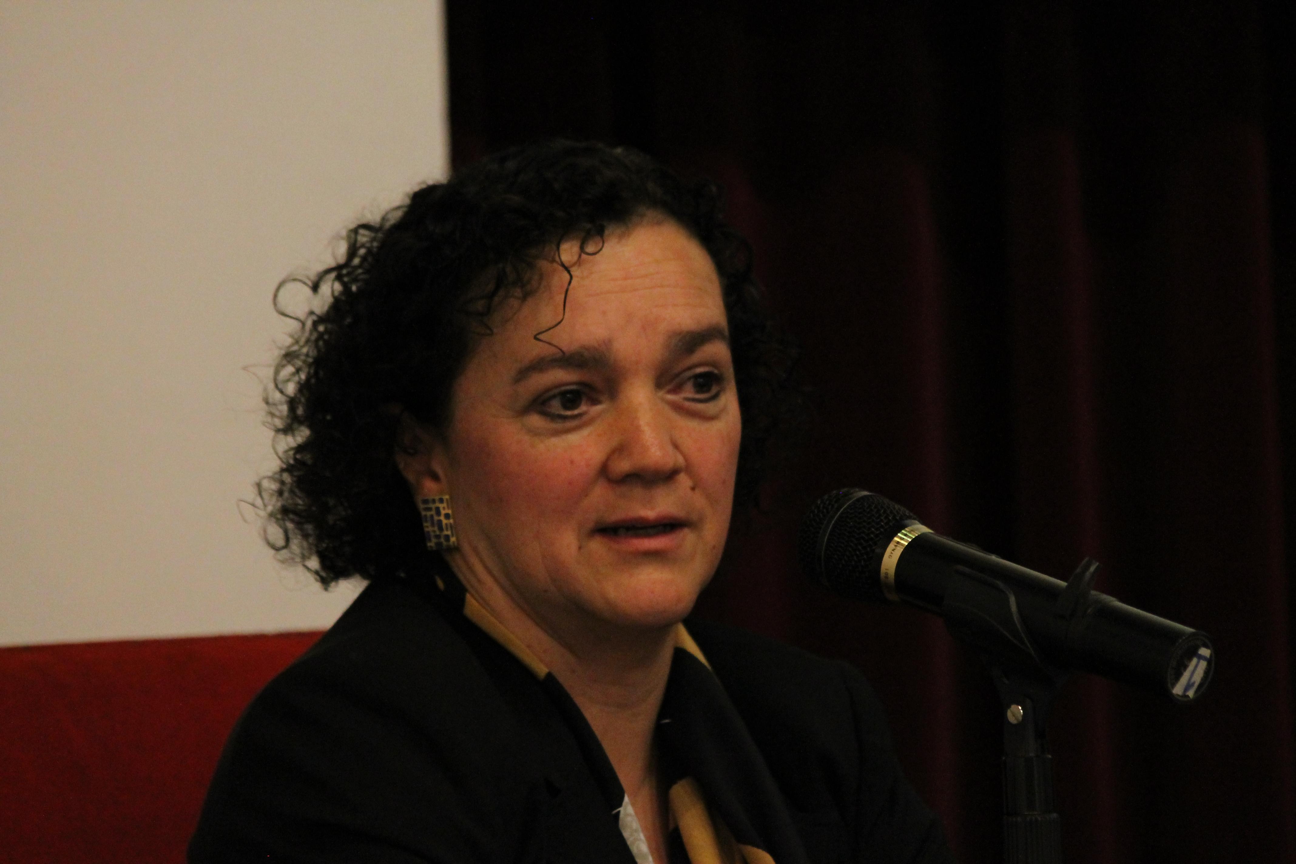 María de Lourdes López / Foto: Arturo Roseti