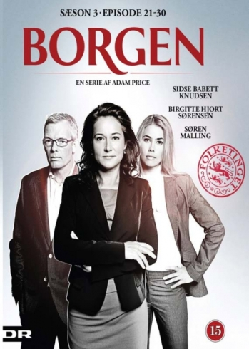 En Borgen, la protagonista se incluye en la política con dilemas en su matrimonio / Gucca.dk