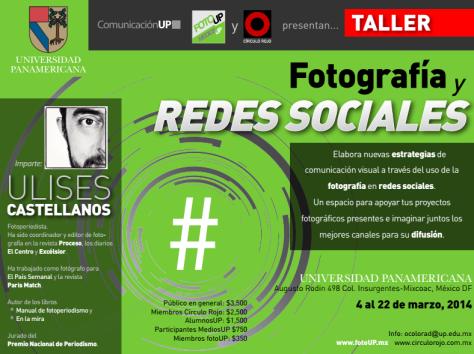 Ulises Castellanos ha sido editor de revistas como Proceso/UP